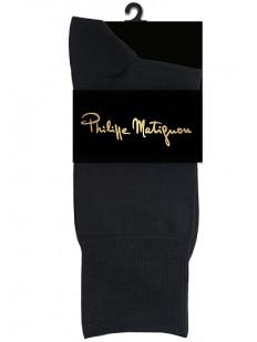 Классические мужские носки Philippe Matignon PHM 802