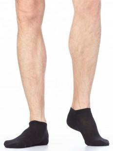 Короткие мужские всесезонные носки из хлопка