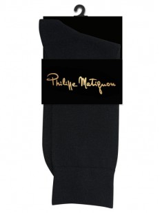 Классические мужские летние носки из микромодала и шелка