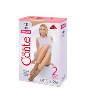 Женские носки Conte elegant Tension 40 socks (2 пары)