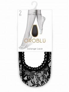 Женские подследники Oroblu Solange Lace (2 пары)