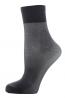 Женские капроновые носки с широкой комфортной резинкой Conte elegant Tension 40 socks (2 пары) - фото 2
