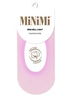 Женские подследники Minimi MINI BELL LIGHT salvapiede cotone