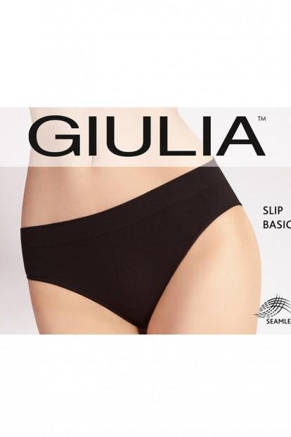 Женские бесшовные трусы слипы Giulia Slip Basic - фото 1