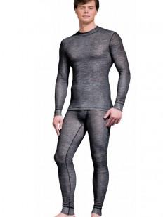Мужской термокомплект белья с трехслойной структурой