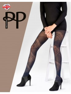 Стильные колготки Pretty Polly PREMIUM FASHION AWS9