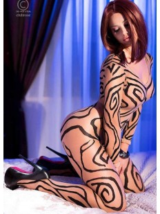 Бодикомбинезон Chilirose 4092 Bodystocking