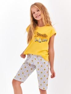 Детская хлопковая пижама для девочек Taro 2202/2203 AMELIA