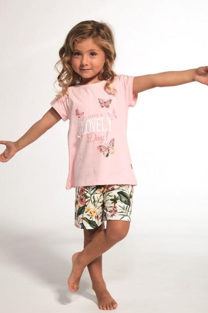 Детская пижама для девочек с бабочками Cornette 361/362