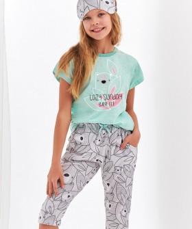 Детская хлопковая пижама для девочек Taro 2213/2214 BEKI