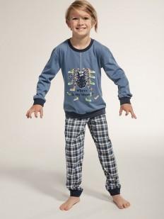 Хлопковая пижама Cornette 976/94