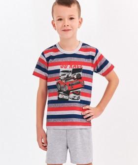 Детская хлопковая пижама для мальчиков Taro 390/391 MAX