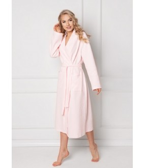 Халат Aruelle Marshmallow long pink