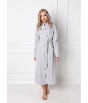Халат Aruelle Marshmallow long grey