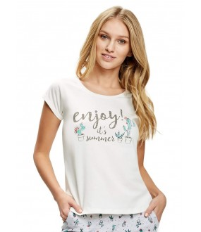 Женская футболка Esotiq 36723 siesta