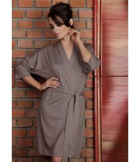 Домашняя одежда DE LAFENSE 871 VISA Халат женский
