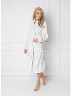 Пушистый халат ARUELLE GLAMOUR