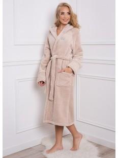 Теплый халат ARUELLE ELSA