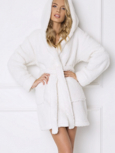 Теплый халат ARUELLE ROYAL