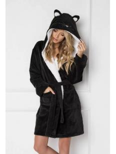 Теплый женский халат ARUELLE CATWOMAN