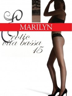 Колготки Marilyn Erotic Vita Bassa 15