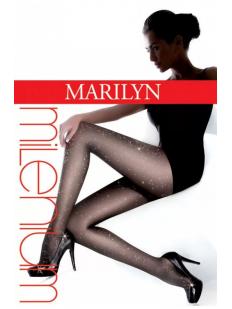 Блестящие женские колготки 20 ден Marilyn MILENIUM STARS
