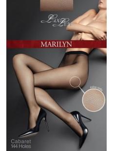Классические колготки в сетку Marilyn CABARET 20