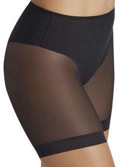 Корректирующие женские трусы панталоны с сеточкой