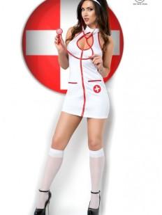 Ролевой костюм Chilirose 3854 Sexy Nurse Costume