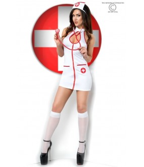 Ролевой костюм Chilirose 3854 Sexy Nurse Costume