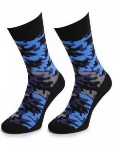 Хлопковые мужские носки с принтом Marilyn MORO 2
