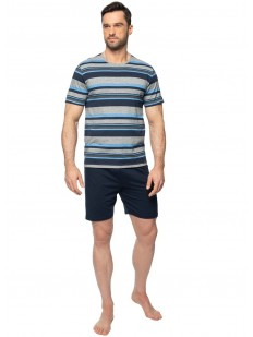 Мужская пижама Rossli Py-143