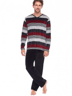 Хлопковая пижама Rossli PY-158