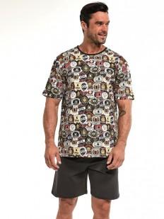 Хлопковая пижама Cornette 323/150 CRAFT BEER