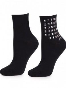 Хлопковые носки Marilyn Cotton DISCO SQUARES