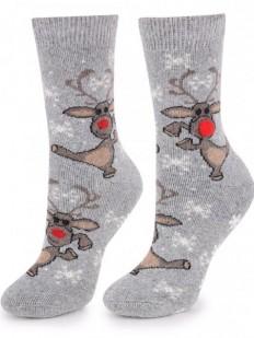 Теплые носки Marilyn Angora Terry R34