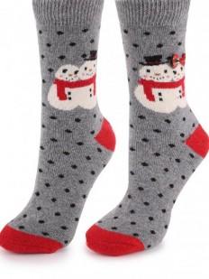 Теплые носки Marilyn Angora TERRY R35