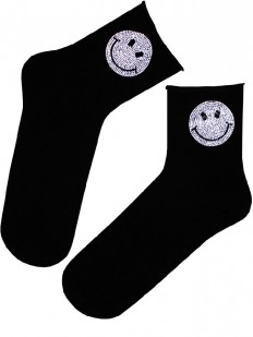 Хлопковые носки Marilyn Cotton SMILIES