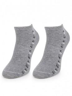 Укороченные спортивные мужские носки
