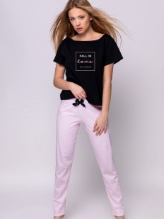 Хлопковая пижама с брюками Sensis BILLIE