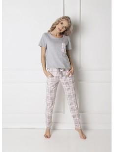 Пижама со штанами ARUELLE Londie grey