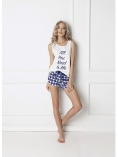 Пижама с шортами ARUELLE Need me