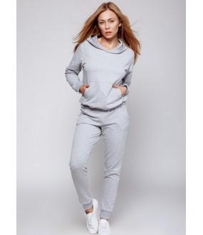 Домашний комплект со штанами Sensis Coma grey (dres)