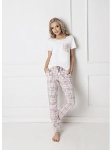 Пижама со штанами ARUELLE Londie white