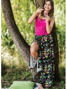 Летние женские штаны-юбка KEY