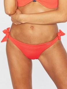 Женские плавки бразилиана однотонные на завязках