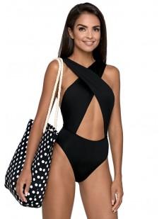 Пляжная сумка в горошек Lorin TORBA 6