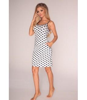 Домашняя одежда DE LAFENSE 593 COLINE Сорочка женская