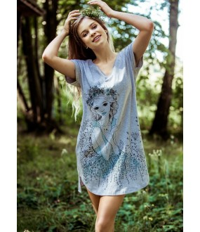 Домашняя одежда KEY LND 799 Сорочка женская