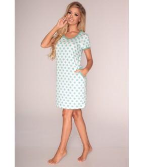 Домашняя одежда DE LAFENSE 594 COLINE Сорочка женская